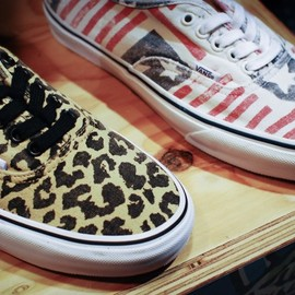 VANS - Van Doren Spring 2013 Authentic Era Sneakers-04