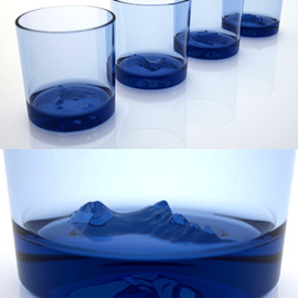 Submerging Islands Glasses