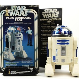 kenner - radio controlled R2-D2