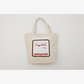 patagonia, PASS THE BATON - patagonia×PASS THE BATON Remake Bag natural