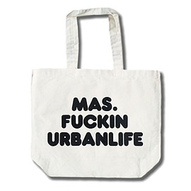 Anoraks, MAS. - LIFE IS JOURNEY TOTE