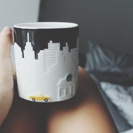 Starbucks - New York Taxi Edition Mug