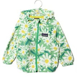 patagonia - BABY BAGGIES JACKET   giant daisy