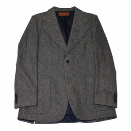 YVES SAINT-LAURENT - Vintage Yves Saint Laurent Wool Jacket Made in France Mens Size 36S