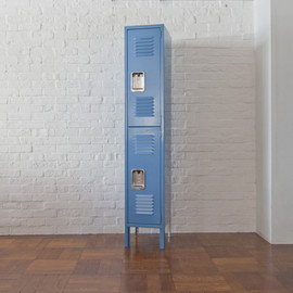 LYON - LYON 2-TIER RECESSED HANDLE LOCKER