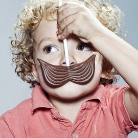 Diego Ramos - Mr Chocolate moustaches