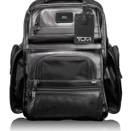 TUMI - Tumi T-Pass™ Business Class Leather Brief Pack® - Tumi