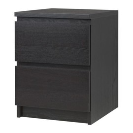 IKEA - MALM Chest of 2 drawers
