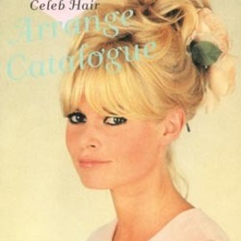 MARBLE BOOKS - perfect style of Celeb Hair Arrange Catalogue