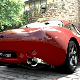 TVR - Tuscan Speed6