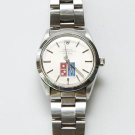 ROLEX - OYSTER PERPETUAL Air-King Domino's Pizza Special Edition