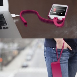 quirky - PowerLoop - lightning cable case