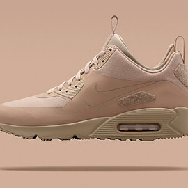 "Nike - Air Max 90 SneakerBoot ""PATCH"""