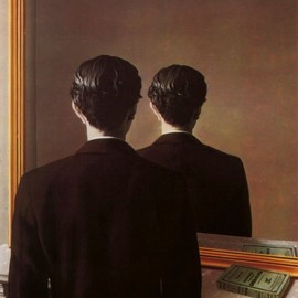 René François Ghislain Magritte - not to be reproduced