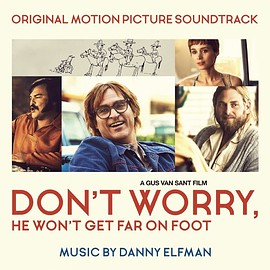 Danny Elfman - Don't Worry, He Won't Get Import: Original Motion Picture Soundtrack
