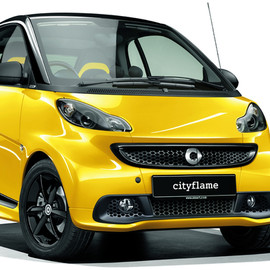 smart - smart fortwo mhd edition cityflame