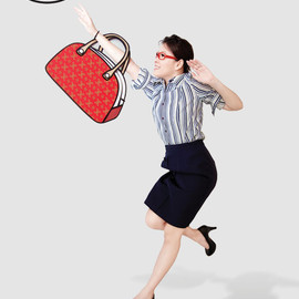 Jump From Paper  - Bowring Bag