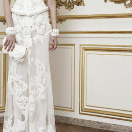 GIVENCHY - Givenchy Haute Couture Autumn/Winter 2010