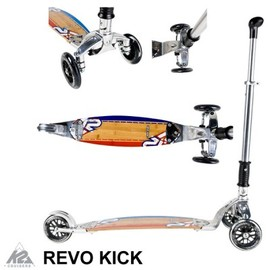 Ride Revo Kick Scooter Scooters