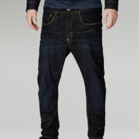 g-star raw - TYPE C 3D LOOSE TAPERED