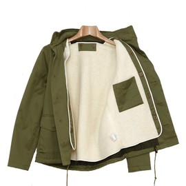 A.P.C. - military jacket APC M65 JACKET | IDEOLOGY BOUTIQUE 20% PROMOTION CODE