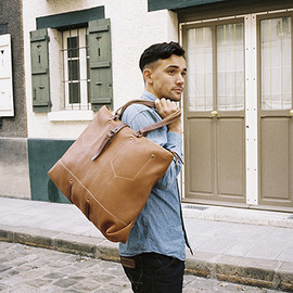 "Lightning Bag ""Sac Eclair (Havana)"""