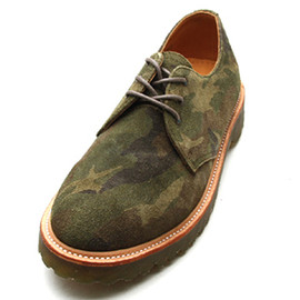 Dr.Martens - 1461 3EYE SHOE 15328201 BROWN CAMO