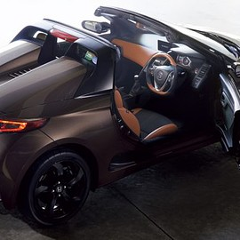 HONDA - S660 Bruno Leather Edition