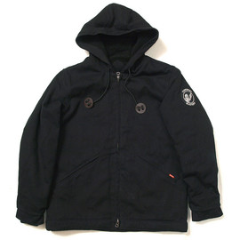 BLUCO, RELAX ORIGINAL® - Canvas Hood Jacket