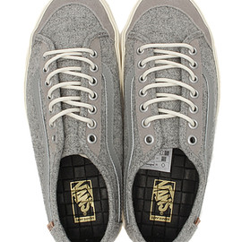 VANS - VANS OLD SKOOL WOOL/205-VAS-A/VN-SKOOL WOOL(スニーカー)|詳細画像