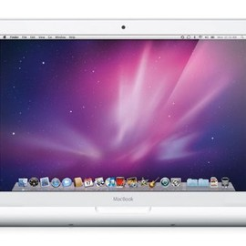 Apple - MacBook White