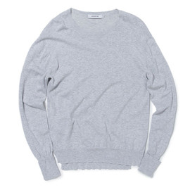 nonnative - DWELLER SWEATER - COTTON SOLID