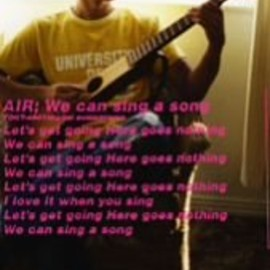 AIR(japan) - We can sing a song