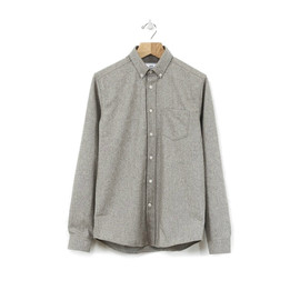ami - ami flannel shirt AMI FLANNEL BD SHIRT | THE CORNER SALE + PROMO CODE