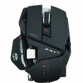 Saitek - Mad Catz Cyborg R.A.T. 9 Gaming Mouse