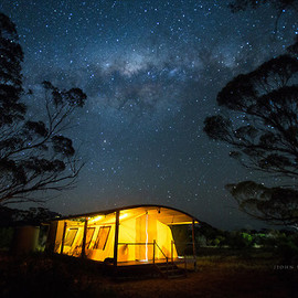 Australia - Camping under the Stars