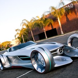 Mercedes-Benz - Silver Lightning