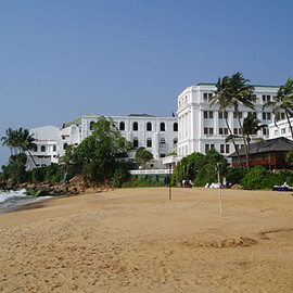 Mt.Lavinia,Sri Lanka - Mt.Lavinia beach