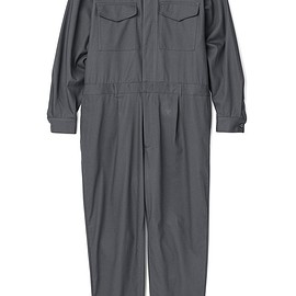 Graphpaper - Wooly Cotton Jumpsuits