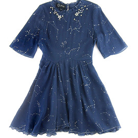 Pre-Order!!!◆sretsis◆Windy Unicorn Dress・sky blue 1