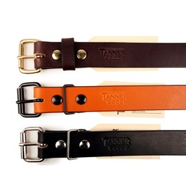 tanner goods - leather belts TANNER GOODS BELTS | TOBI 30% VOUCHER