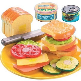 Small World Living Toys - Small World Living Toys Country Club Sandwich