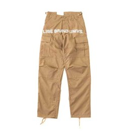 LIBE BRAND UNIVS. - CARGO PANTS <img class='new_mark_img1' src='http://fatbros.shop-pro.jp/img/new/icons25.gif' style='border:none;display:inline;margin:0px;padding:0px;width:auto;' />CARGO PANTS 1の画像
