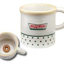 Krispy Kreme Doughnuts - Child's Surpise Mug