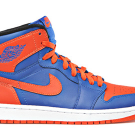 "Nike - AIR JORDAN 1 HIGH ""NEWYORK KNICKS"""