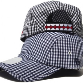OriginalFake - New Era Gingham Check Jet Cap