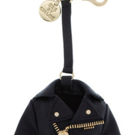SEE BY CHLOE - Rock leather jacket keyfob