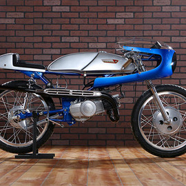 Air-Tech - 1969 Suzuki T125 Stinger