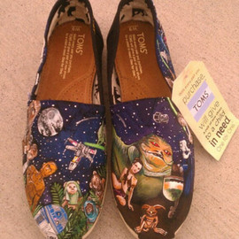 toms - toms star wars