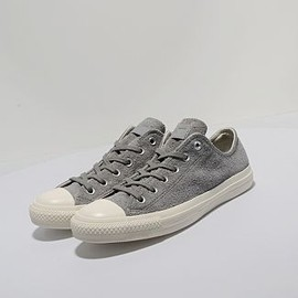 Converse - All Star Ox Suede - size? exclusive - Grey/Milk